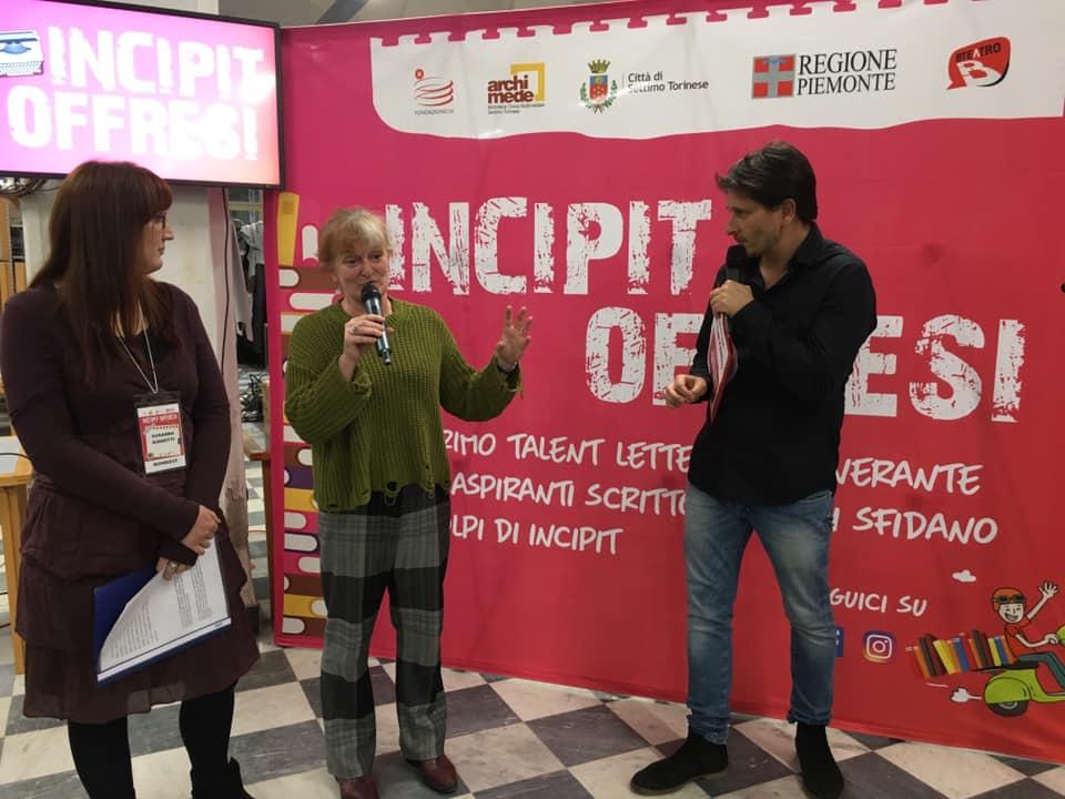 Incipit @ Mondovì – Biblioteca Civica, 11 aprile 2019