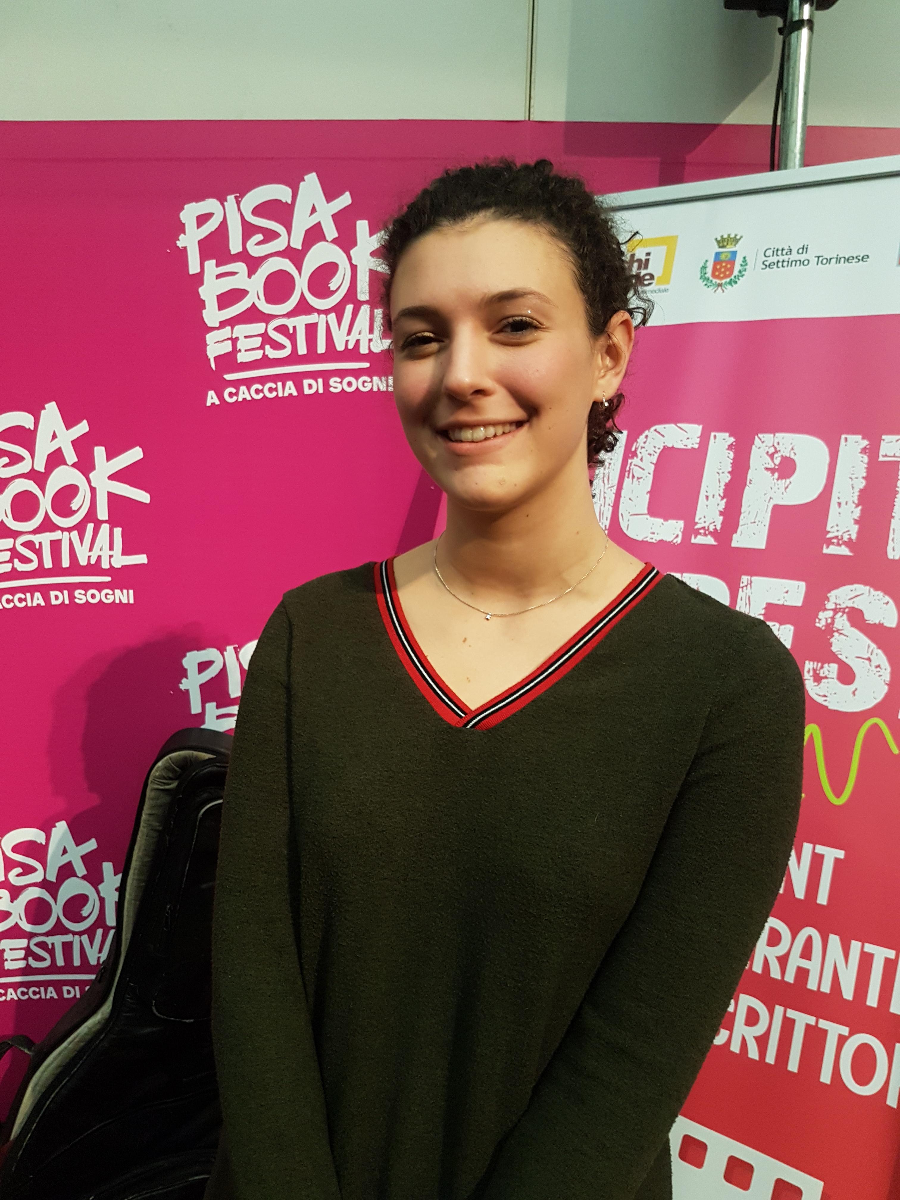 Incipit @ Pisa Book Festival, 7 novembre 2019