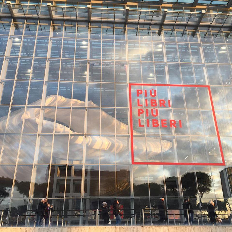 """Incipit @ """"Più Libri Più Liberi"""" Roma Convention Center """"La Nuvola"""" – 5 dicembre 2019"""