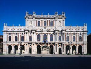 Facciata Palazzo Carignano